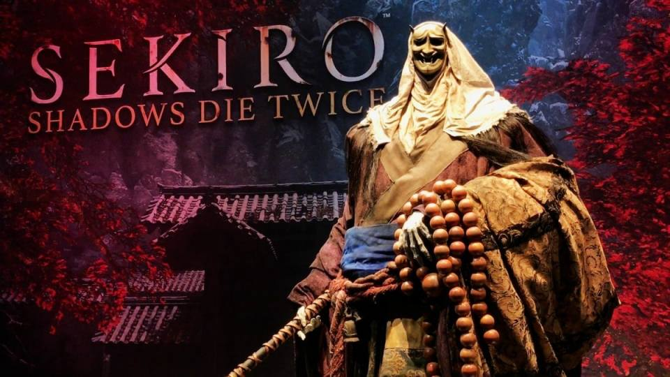 sekiro shadow die twice gamescom 2018 booth
