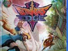 strikers edge fun punch limitedgamenews.com ps4 cover