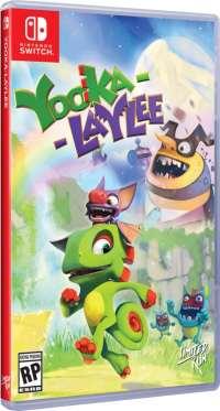 yooka-laylee limitedrungames.com limitedgamenews.com nintendo switch cover