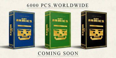 8-bit armies limited edition soedesco limitedgamenews.com announcement