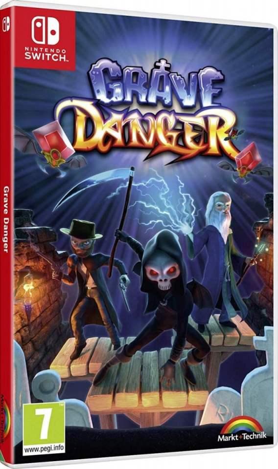 grave danger limitedgamenews.com nintendo switch cover