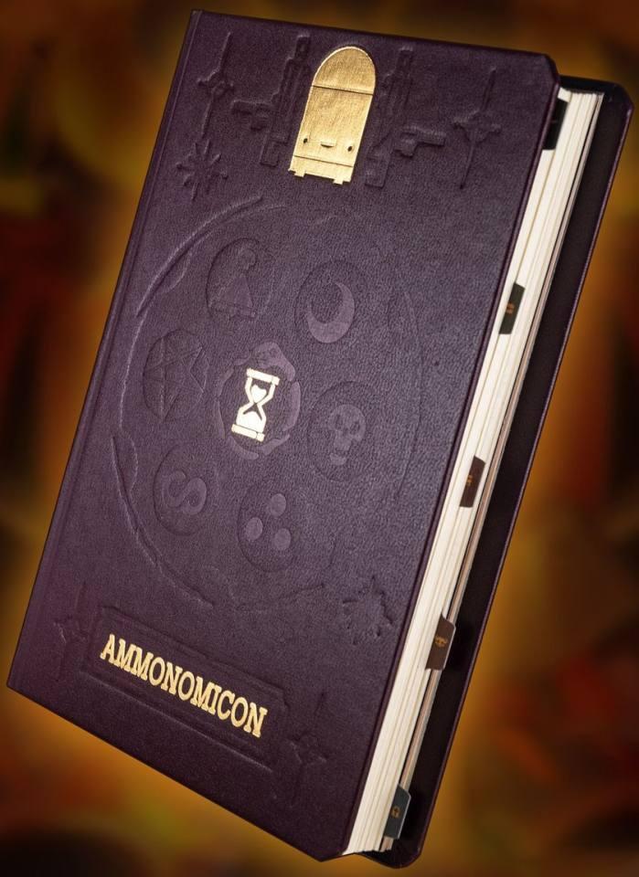 enter the gungeon specialreservegames.com ammonomicon cover limitedgamenews.com