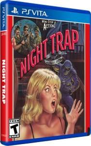 night trap ps vita cover limitedgamenews.com