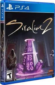 siralim 2 ps4 cover limitedgamenews.com