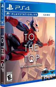 to the top limitedrungames.com psvr ps4 cover