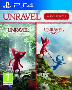 unravel yarny bundle ps4 cover limitedgamenews.com
