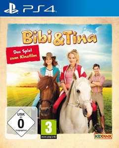 bibi und tina spiel zum kinofilm ps4 cover limitedgamenews.com