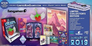 celeste collectors edition contents nintendo switch cover limitedgamenews.com