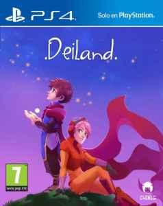 deiland ps4 cover limitedgamenews.com