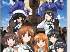 girls und panzer dream tank match dx multilanguage nintendo switch cover