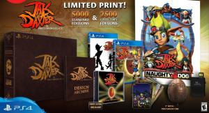 jak and daxter the precursor legacy collectors edition ps4 cover limitedgamenews.com