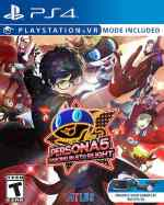 persona 5 dancing in starlight ps4 psvr cover limitedgamenews.com