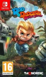 rad rodgers radical edition nintendo switch cover limitedgamenews.com