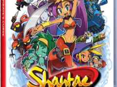 shantae and the pirates curse nintendo switch cover limitedgamenews.com