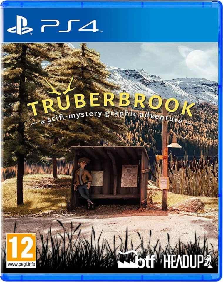 trüberbrook ps4 cover limitedgamenews.com