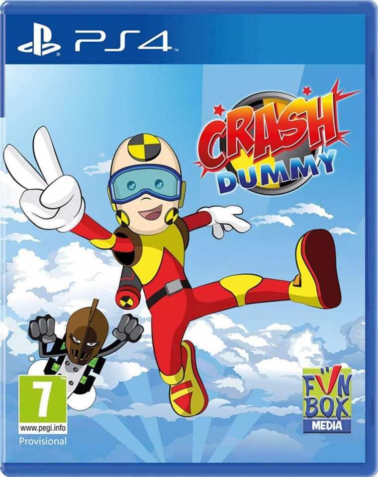 crash dummy ps4 cover limitedgamenews.com