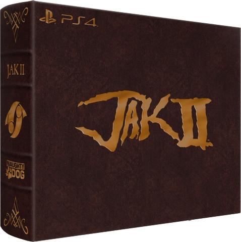 jak ii collectors edition limited run games ps4 cover limitedgamenews.com