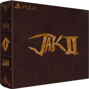 jak ii collectors edition limited run games ps4 cover limitedgamenews.com
