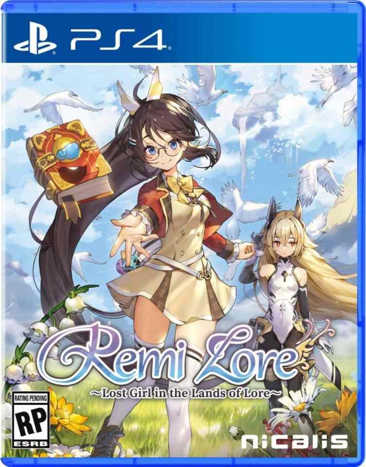 remilore lost girl the lands of lore ps4 cover limitedgamenews.com