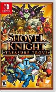 shovel knight treasure trove nintendo switch cover limitedgamenews.com