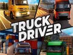 truck driver soedesco ps4 cover limitedgamenews.com