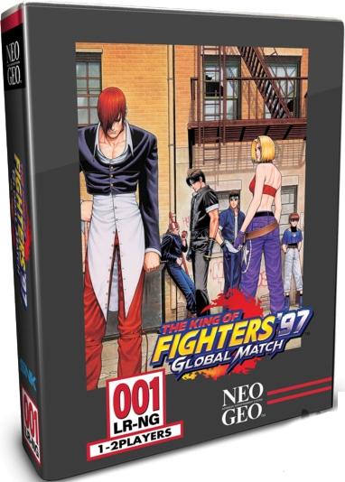 King Of Fighter 97 Global Match Playstation 4 Vita Lgn