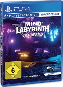 mind labyrinth vr dreams psvr cover limitedgamenews.com