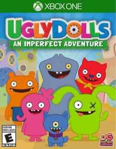 uglydolls an imperfect adventure xbox one cover limitedgamenews.com