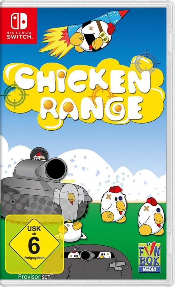 chicken range eu exclusive retail nintendo switch cover
