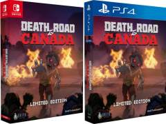 death road to canada limited edition eastasiasoft nintendo switch ps4 cover limitedgamenews.com