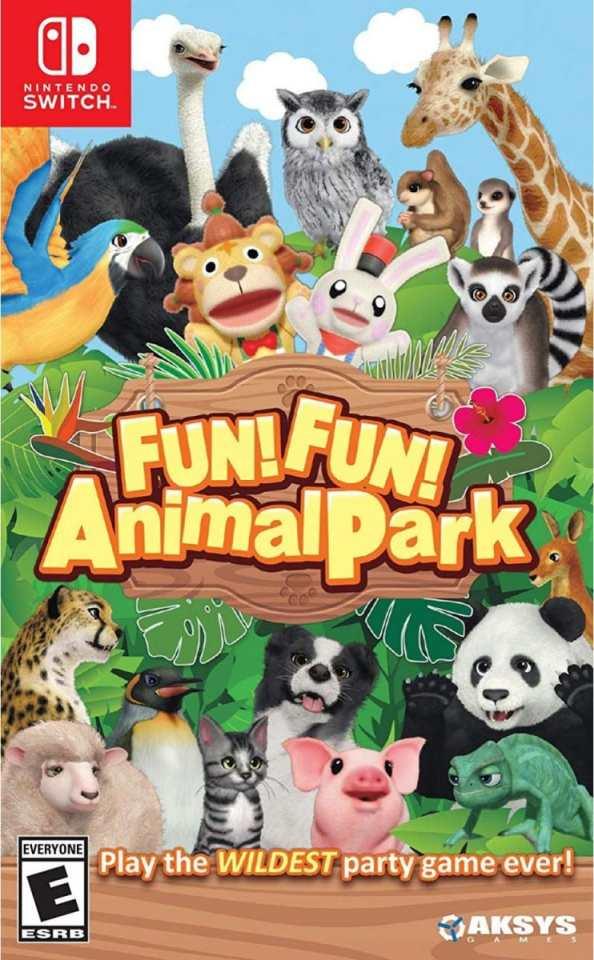 fun fun animal park retail nintendo switch cover limtiedgamenews.com