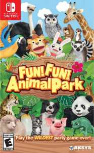 fun fun animal park retail nintendo switch cover limtiedgamenews.com