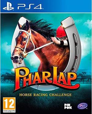 phar lap horse racing challenge retail ps4 cover limitedgamenews.com
