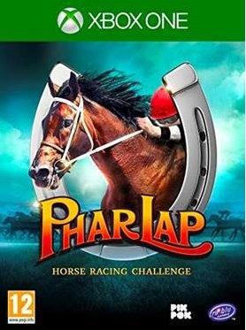 phar lap horse racing challenge retail xbox one cover limitedgamenews.com