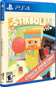 stikbold limited run games ps4 cover limitedgamenews.com