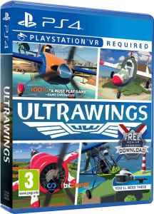 ultrawings perpgames playstation 4 psvr cover limitedgamenews.com