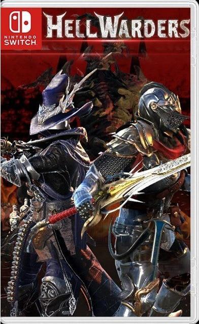hell warders asia multi-language retail nintendo switch cover limitedgamenews.com