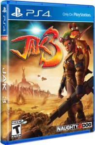 jak 3 standard edition limited run games retail ps4 cover limitedgamenews.com
