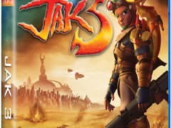 jak 3 standard edition limited run games retail ps4 cover limitedgamenews.com
