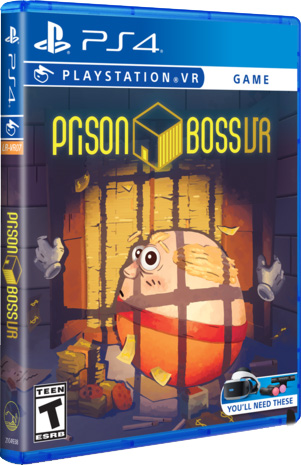 prison boss retail limited run games ps4 psvr cover limitedgamenews.com