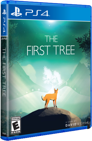 the first tree retail limited run games ps4 cover limitedgamenews.com