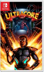 ultracore standard edition strictly limited games retail nintendo switch cover limitedgamenews.com