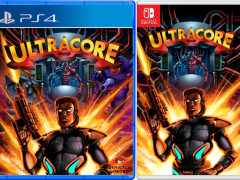 ultracore standard edition strictly limited games retail nintendo switch ps4 cover limitedgamenews.com