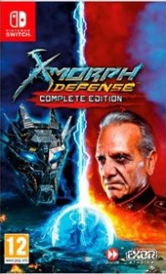 x-morph defense complete edition retail nintendo switch limitedgamenews.com