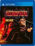 necrosphere deluxe retail strictly limited games ps vita cover limitedgamenews.com