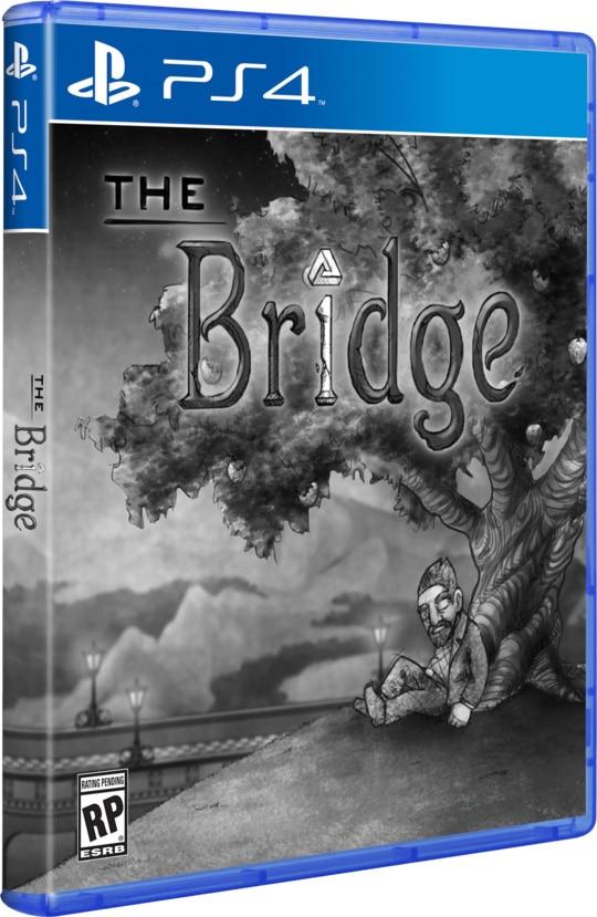 the bridge hard copy games ps4 cover limitedgamenews.com