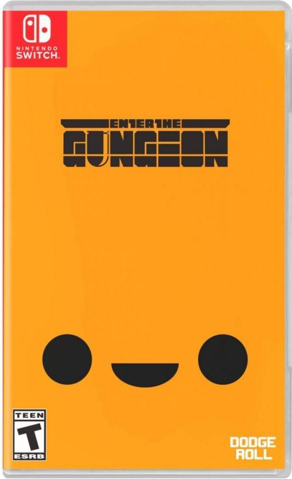 enter the gungeon ultimate edition retail nighthawk interactive nintendo switch cover limitedgamenews.com