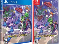 freedom planet retail limited run games ps4 nintendo switch cover limitedgamenews.com