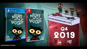 limited run games e3 2019 announcements 001 night in the woods ps4 nintendo switch limitedgamenews.com