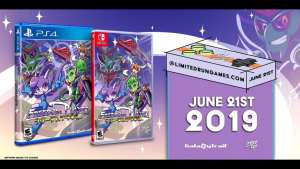 limited run games e3 2019 announcements 023 freedom planet ps4 nintendo switch limitedgamenews.com